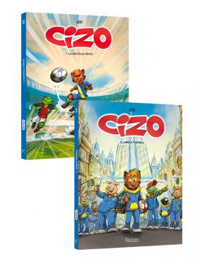 PACK Cizo 1 + Cizo 2